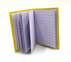 Exercise Book A786 (YELLOW) (MOS)
