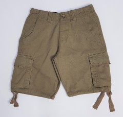 PULL AND BEAR Mens Short (BROWN) (28 to 38)