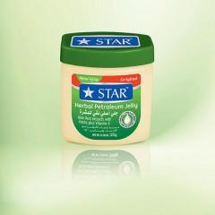 STAR Herbal petroleum Jelly 25g (Exp: 10.2023) (MOS)