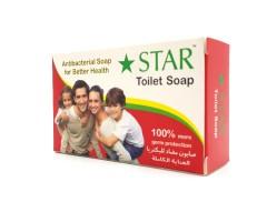 STAR Antibacterial Toilet Soap 80g (Exp: 09.2022) (mos)