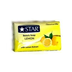 STAR Beauty Soap Lemon 125g (Exp: 11.2023) (mos)