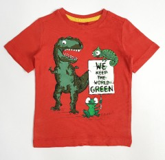 S.OLIVER  Boys T_Shirt (RED) (92 cm to 140 cm)