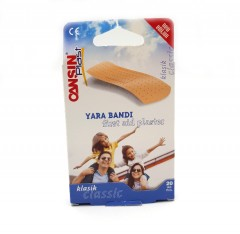 CANSIN PLAST Waterproof Bandages Classic  (20 Pcs) (Exp: 07.2025) (MOS)