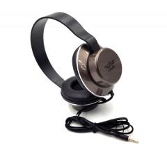 LELISU Wired Headphone with Mic / LS-806 (GRAY) (ONE SIZE) (FRH)