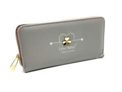 Ladies Wallet (GRAY) (Os) (FRH)
