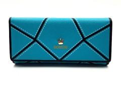 BOTUSI Ladies Wallet (BLUE) (Os) (FRH)