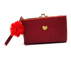 Ladies Wallet (RED) (Os) (FRH)