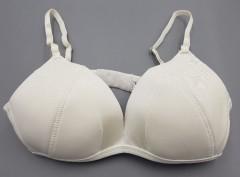 MIX BRAND Ladies BRA (WHITE) (36A to 38D)