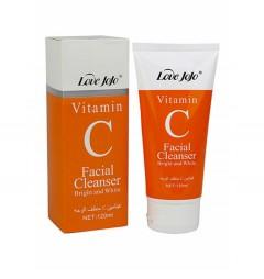LOVE JOJO Vitamin C Facial Cleanser 120ml (FRH)