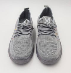 WOMEN KEY Ladies Shoes (GRAY) (37 to 41)