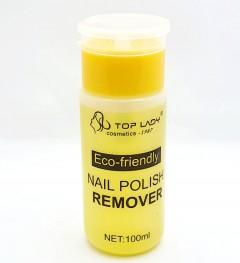 TOP LADY Nail Polish Remover 100ml (Exp:09.01.2023) (FRH)