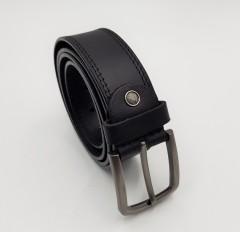 R-MARTIN Mens Belt (BLACK) (Os)