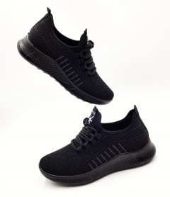 NICE Mens Shoes (BLACK) ( 40 to 45)