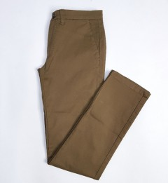 DETAILS Mens Long Pant (BROWN) (28 to 38 WAIST)