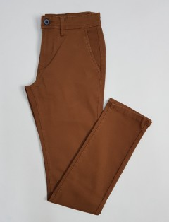 ESPRIT Mens Long Pant (BROWN) (28 to 34 WAIST)