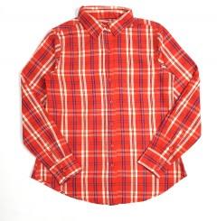 TACO Ladies Long Sleeved Shirt (RED) (S - M - L - XL)