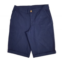 STYLE AND CO Ladies Short (NAVY) (4 to 18 UK)