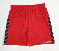 HOMMEL Boys Short (RED) (7 Years to 16 Yeara)