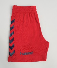 HUMMEL Boys Short (RED) (5 to 8 Years)