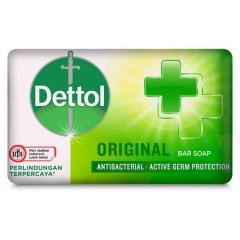 DETTOL Original Active Germ Protection Bar Soap 100g (EXP: 08.2022) (MOS)
