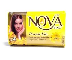 NOVA Purest Lily Soap 85g (EXP: 22.10.24) (MOS)