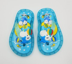 Todders Slippers (YELLOW) (24 to 29)