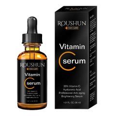ROUSHUN  Vitamin C Serum For Face,Naturally Repair and Reduce Deep Wrinkles Anit-aging 30ML (EXP: 08.12.2025) (MOS)