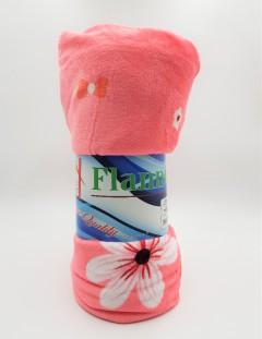 FLANNEL Blanket (PINK) (200 × 240 CM)