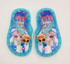 Todders Slippers (BLUE) (24 to 29)