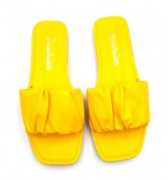 NORMAL Ladies Sandals Shoes (YELLOW) (36 to 41)