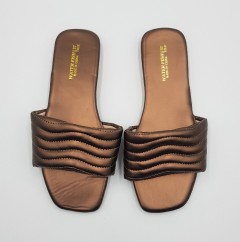 WATER FISH Ladies Sandals Shoes (BROWN) (37 to 41)