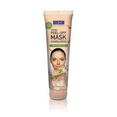 COSMO Facial Peel Off Face Mask Sandalwood 150ml Tube (EXP: 05.2022) (MOS)