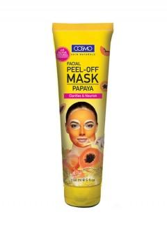 COSMO Peel-Off Mask Papaya 150ml Tube (EXP: 05.2022) (MOS)
