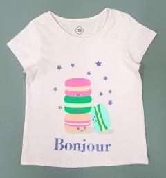Girls T-Shirt (LIGHT PINK) (2 to 16 Years)