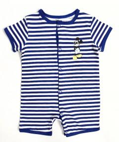 DISNEY Kids Romper (BLUE - WHITE) (68 to 86 cm)