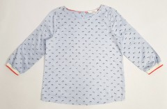 L.O.G.G Ladies Shirt (LIGHT BLUE) ( 4 to 16 UK)