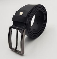 Mens Belt (BLACK) (Os)