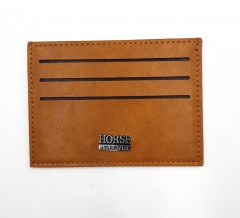 PHILIPPE MORGAN Mens Card Holder (LIGHT BROWN) (FREE SIZE)