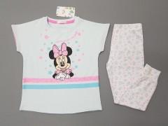 MINI CLUB BABY Girls 2 Pcs Pyjama Set (WHITE) (2 to 5 Years)