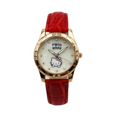 Ladies Watches (RED) (Os)