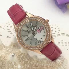 Ladies Watches (PINK) (Os)