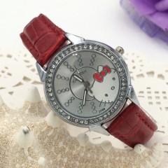 Ladies Watches (MAROON) (Os)