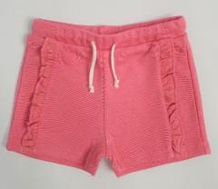 TISSAIA Girls Short (PINK) (3 to 10 Years)