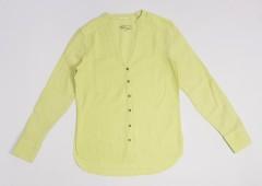 MARFINNO Ladies Shirt (LIGHT YELLOW) (XS - S - M - L - XL)