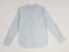 MARFINNO Ladies Shirt (LIGHT BLUE) (XS - S - M - L - XL)