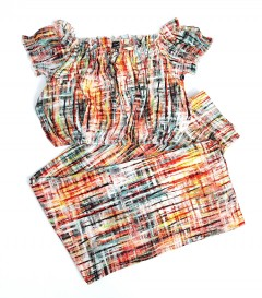BERSHKA Ladies Turkey 2 Pcs Dress (AS PHOTO) (34 to 40)