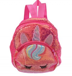 Girls BackPack (RED) (Os)