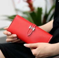 Ladies Wallet (RED) (Os)