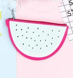 Fruit keychain (PINK-WHITE) (OS)