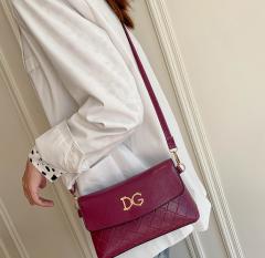 Ladies Bags (DARK PINK) (Os)